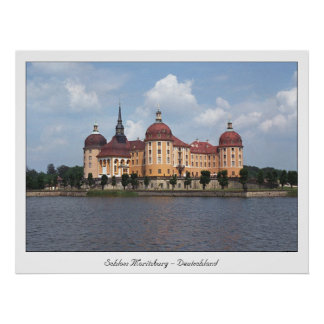 Castle Moritzburg Posters