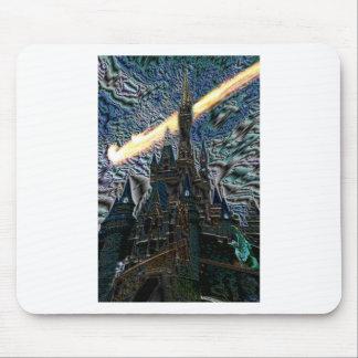 castle mouse pad