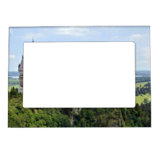 Castle Neuschwanstein Bavaria Germany Magnetic Frame