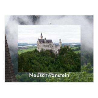 Castle Neuschwanstein Postcard