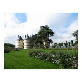 Castle of Chaumont-sur-Loire, France Postcard