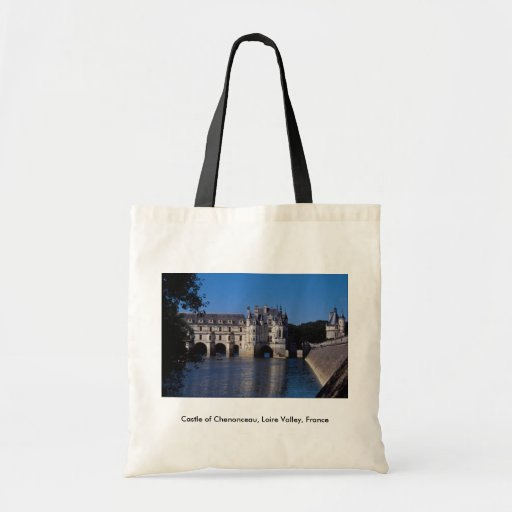 Castle of Chenonceau, Loire Valley, France Budget Tote Bag