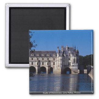 Castle of Chenonceau, Loire Valley, France Fridge Magnets