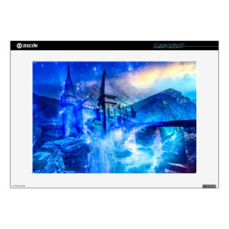 Castle of Glass Decal For Laptop
