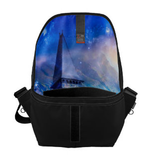 Castle of Glass Messenger Bag