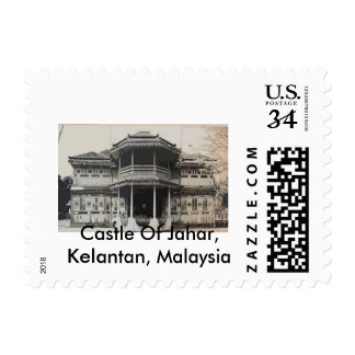 Castle Of Jahar Postage