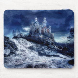 Castle Of My Dreams Mouse Pad