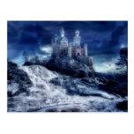 Castle Of My Dreams Postcard