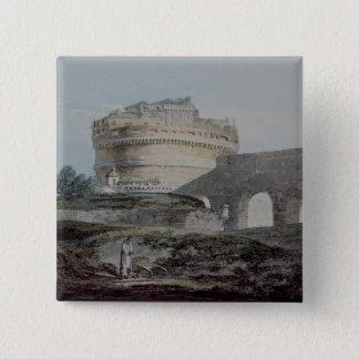 Castle of San Angelo, Rome Button