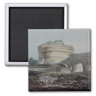 Castle of San Angelo, Rome Magnet