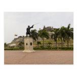 Castle of San Felipe Post Card