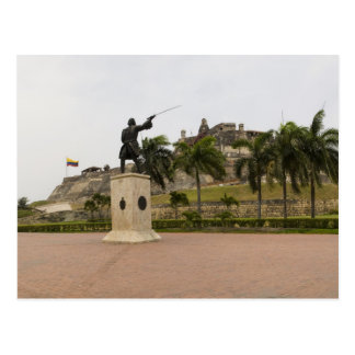 Castle of San Felipe Postcard
