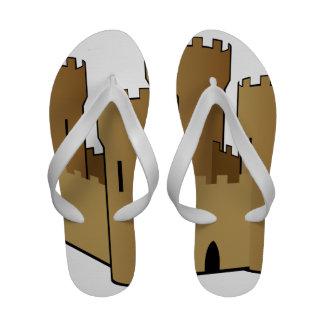 Castle of Sand Sandals