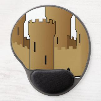 Castle of Sand Gel Mouse Mats