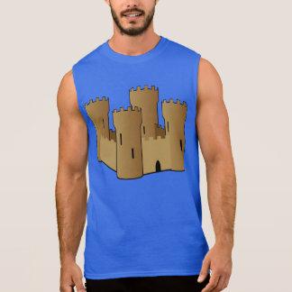 Castle of Sand Sleeveless Shirt