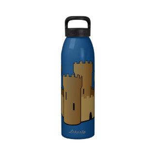 Castle of Sand Water Bottles