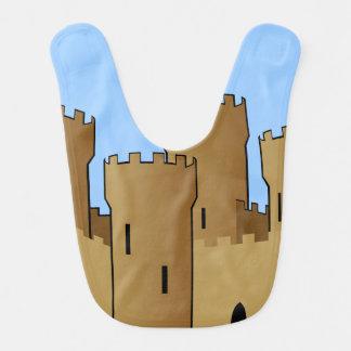 Castle of Sand Bibs