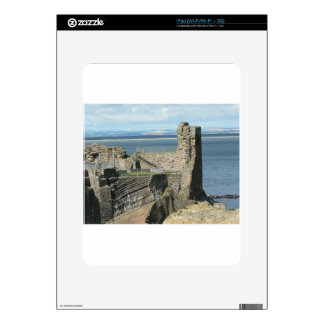 CASTLE OF ST. ANDREWS iPad SKINS
