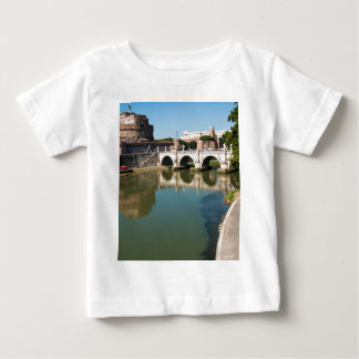 Castle of the Holy Angel from a bridge Baby T-Shirt