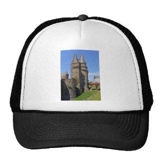 Castle of Vitré in France Trucker Hat