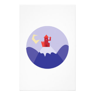 Castle On Hill Stationery