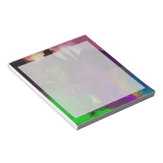 Castle on the Hill Memo Note Pad