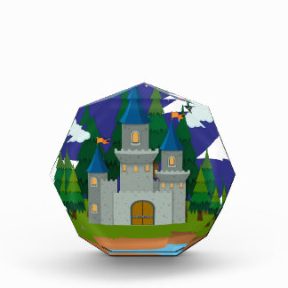 Castle  on the island award