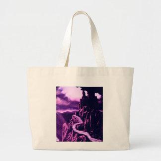 Castle on the Rock CricketDiane Art & Design Bag