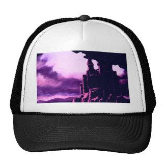 Castle on the Rock CricketDiane Art & Design Trucker Hat