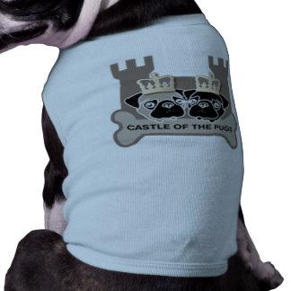 castle or the pugs dog moultdog moult (name own do T-Shirt