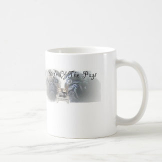 castle or the pugs sulk with Internet site banner Coffee Mug