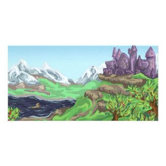 Castle Path Card
