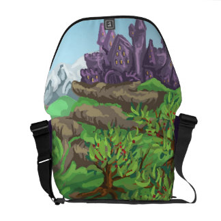 Castle Path Courier Bag