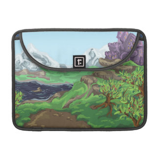 Castle Path MacBook Pro Sleeves