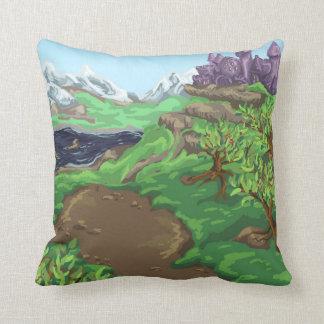 Castle Path Pillow