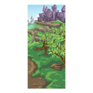 Castle Path Rack Card