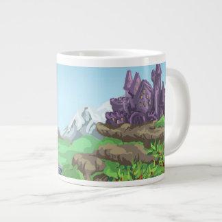 Castle Path Jumbo Mug