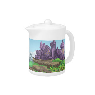 Castle Path Teapot