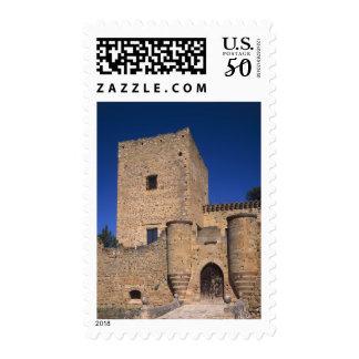 Castle Pedraza, Castile Leon, Spain 2 Postage