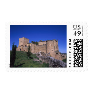 Castle Pedraza, Castile Leon, Spain Postage Stamps