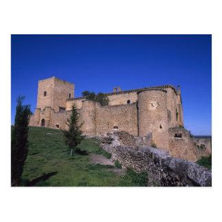 Castle Pedraza, Castile Leon, Spain Postcard