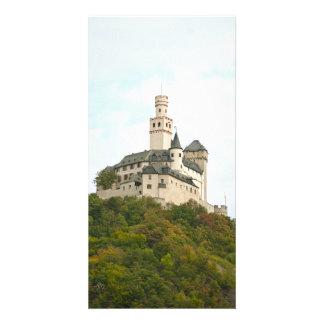 Castle Photo Card Template