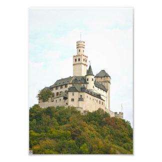 Castle Art Photo