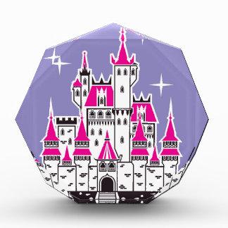 Castle pink tops award
