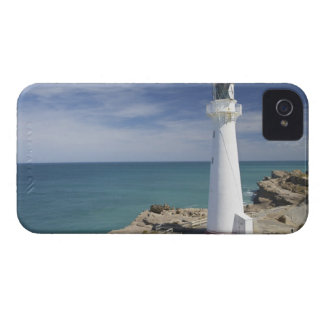 Castle Point Lighthouse, Castlepoint, Wairarapa, iPhone 4 Case-Mate Case