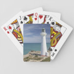 Castle Point Lighthouse, Castlepoint, Wairarapa, Deck Of Cards