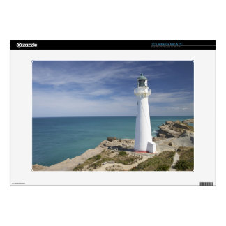 Castle Point Lighthouse, Castlepoint, Wairarapa, Laptop Decal