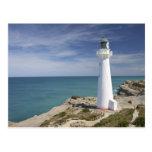 Castle Point Lighthouse, Castlepoint, Wairarapa, Postcard