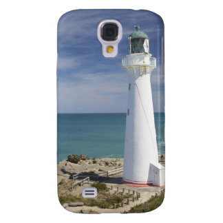 Castle Point Lighthouse, Castlepoint, Wairarapa, Samsung Galaxy S4 Cover