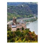 Castle Post Card